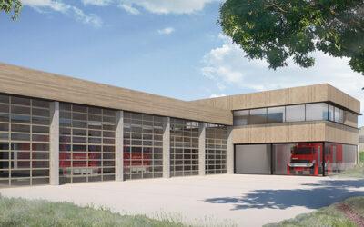 Nieuwbouw brandweerkazernes Uden en Horst