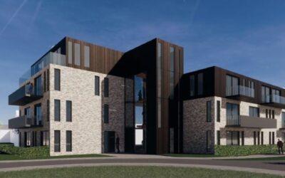 Nieuwbouw 15 huurappartementen Bitswijk/Hobostraat Uden