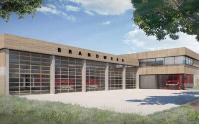 Nieuwbouw brandweerkazerne Uden