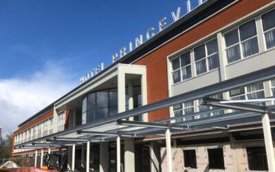 Uitbreiding Hotel Princeville Breda
